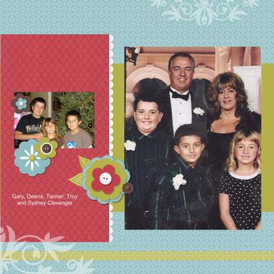 Clevenger-Family