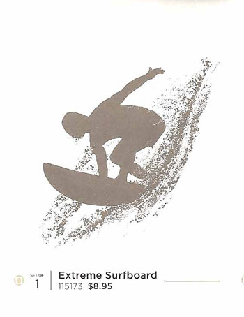 Extreme-Surfboard
