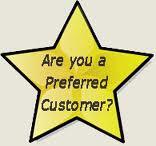 Preferred-customer