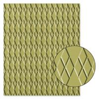 Argyle Embossing Folder