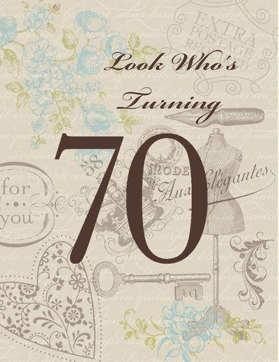 70th Birthday Party-001