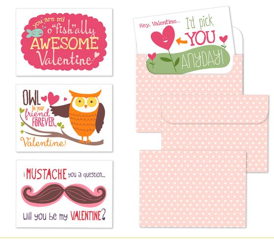 Official Awesome Valentines Designer Template