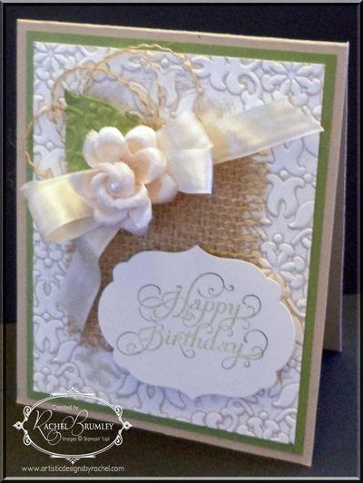 ABeautiful Birthday Feb 2013