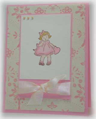 Greeting cards kids valentine