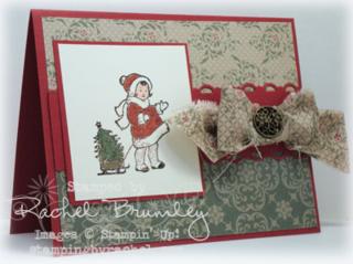 Greeting cards kids christmas
