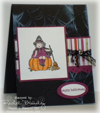 Greeting card kids halloween1